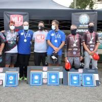Campionato Italiano a Coppie di pesca al Black Bass motore elettrico - lago di Bracciano 25/26 settembre 2021